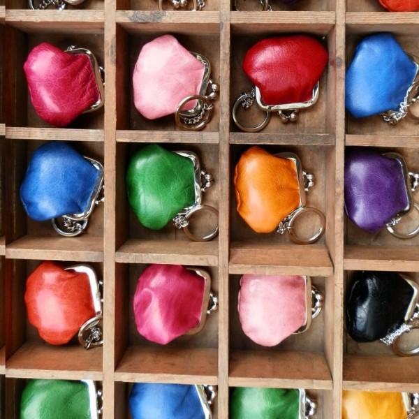 Cellarrich Schlüsselanhänger Hana in 3 Farben