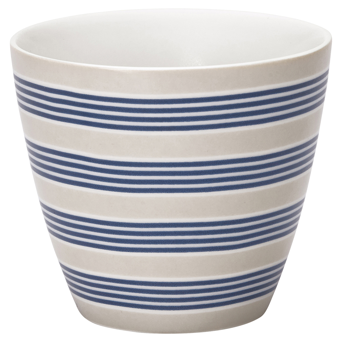 Greengate latte cup nora blue