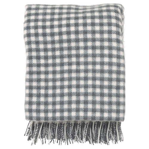 GreenGate Wolldecke Oda Warm Grey