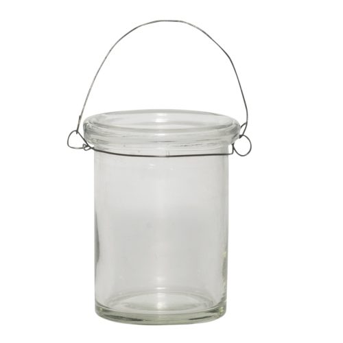 IB LAURSEN Vase Teelicht mit Henkel
