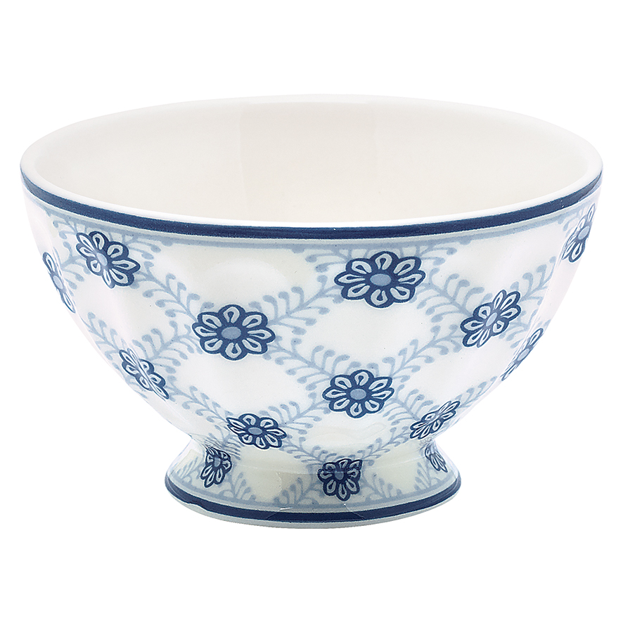 GreenGate French Bowl Lolly Blue M