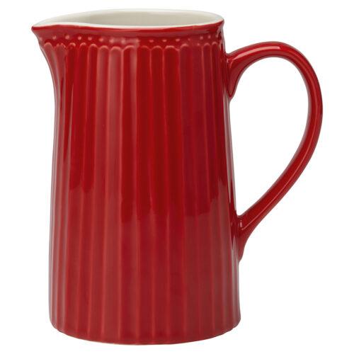 GreenGate Krug Alice Red 1 Liter