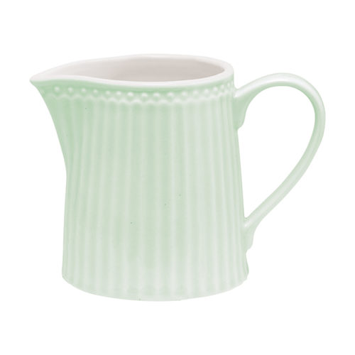GreenGate Milchkännchen Alice Pale Green