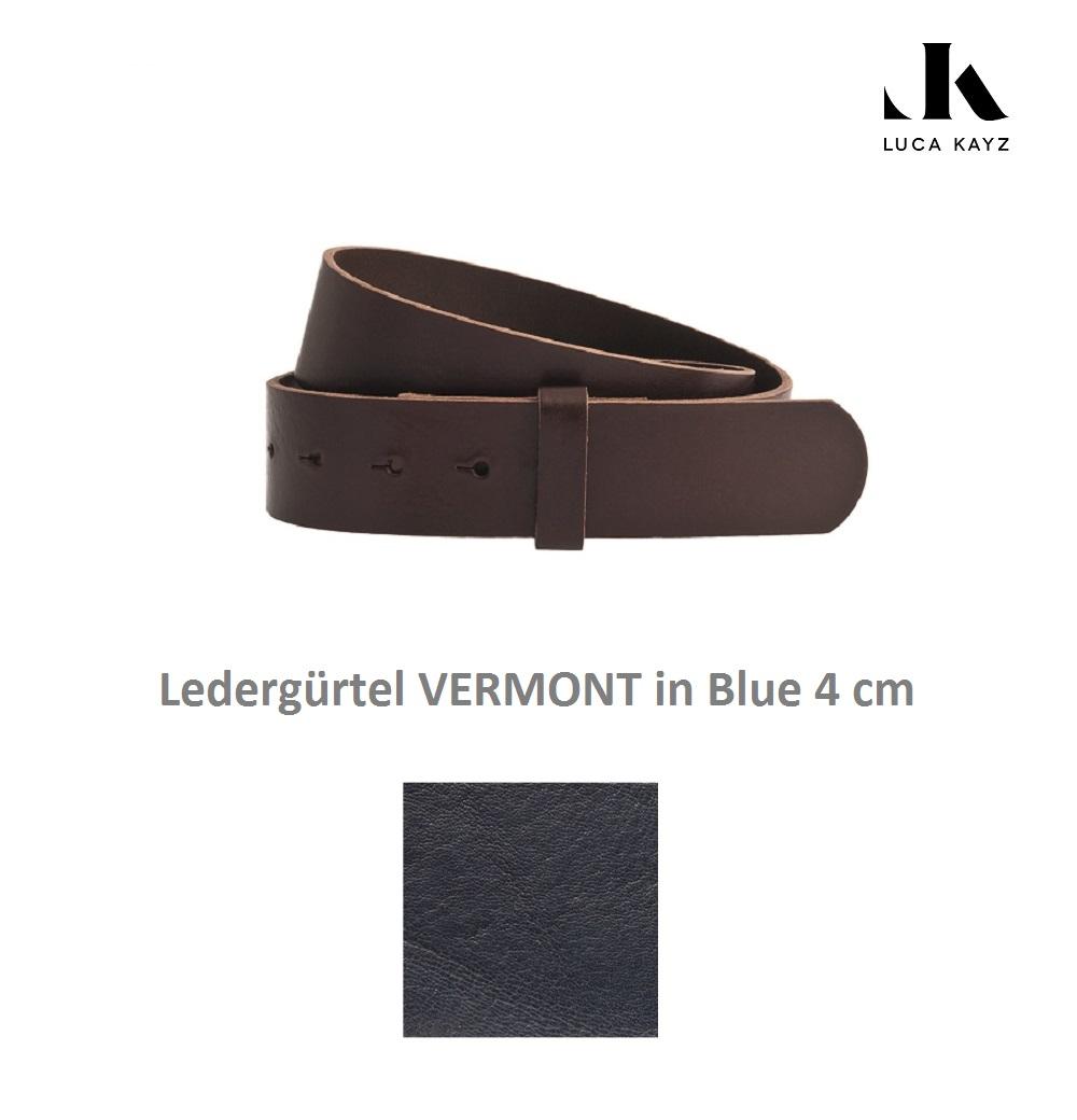 luca kayz gürtel vermont blue 4 cm