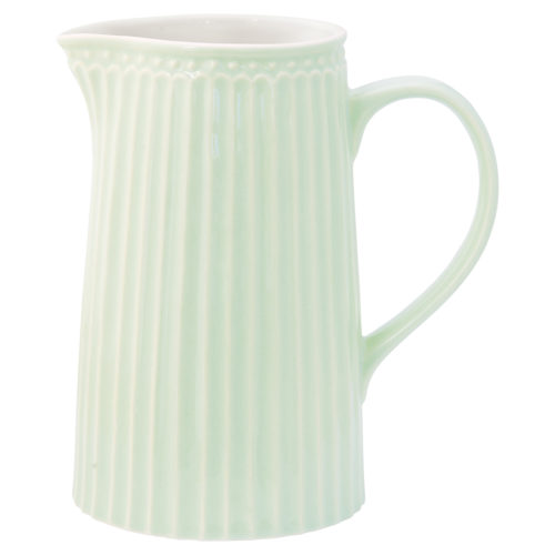 GreenGate Krug Alice Pale green