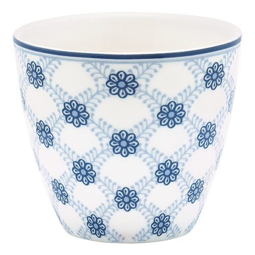 GreenGate Latte Cup Lolly Blue