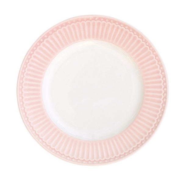 GreenGate Kleiner Teller Alice Pale Pink