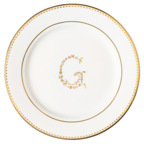 "GreenGate Teller ""G"" Gold"