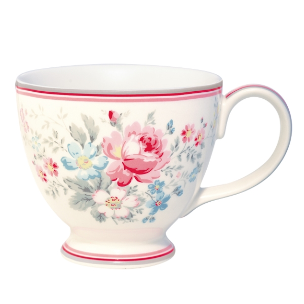 GreenGate Teetasse Marie Pale Grey