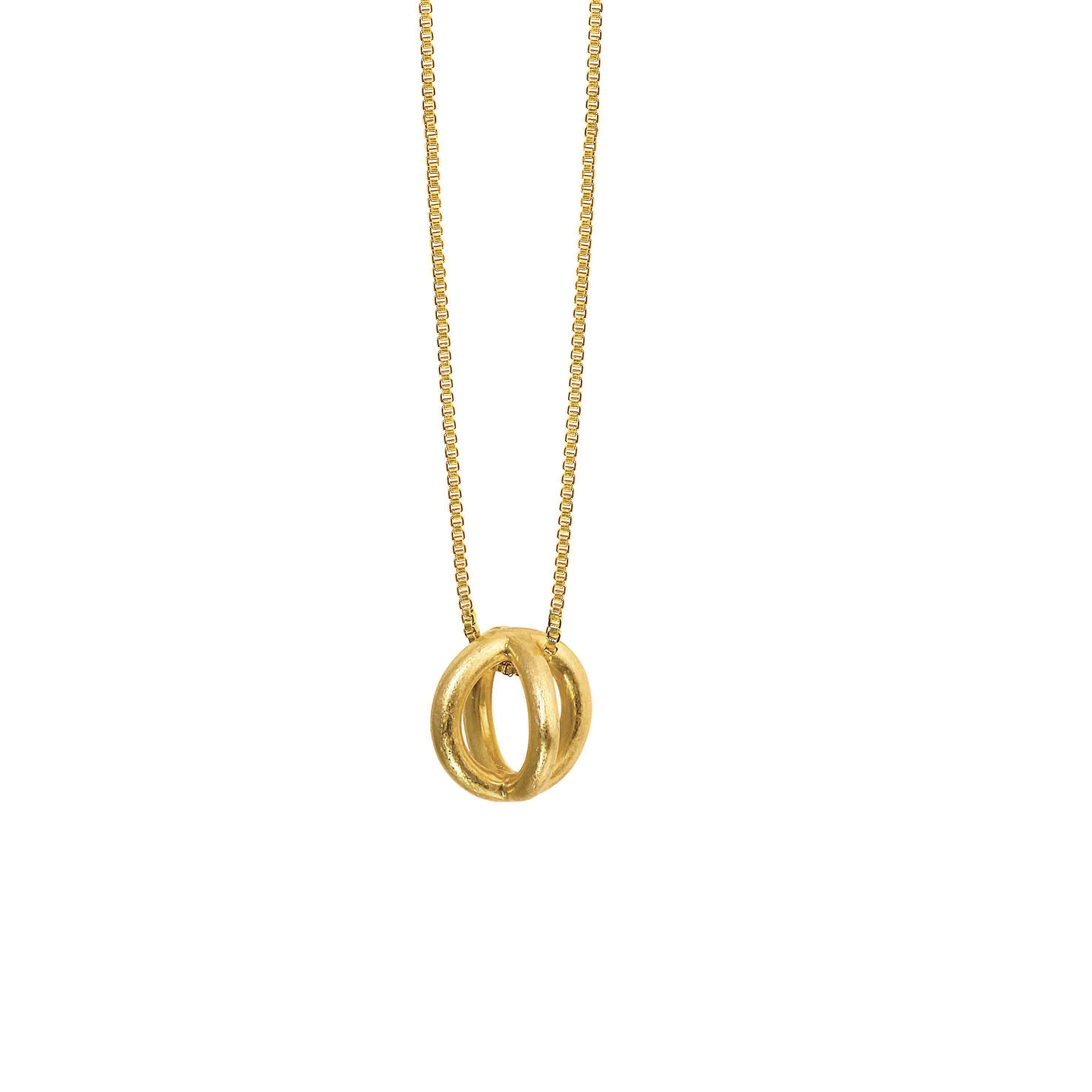 sence copenhagen halskette Harmony gold F180