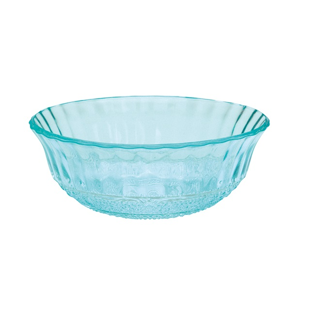 GreenGate Glasschüssel 2er Set Pale Blue