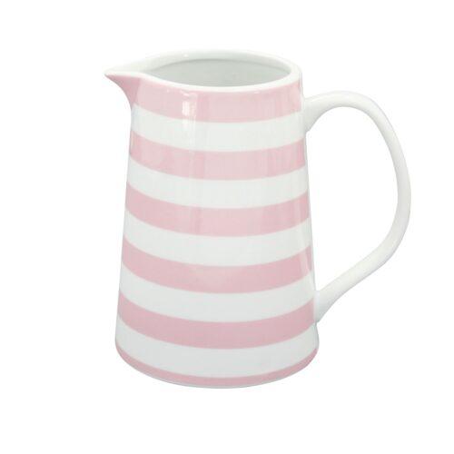 Krasilnikoff Krug Stripes Pink