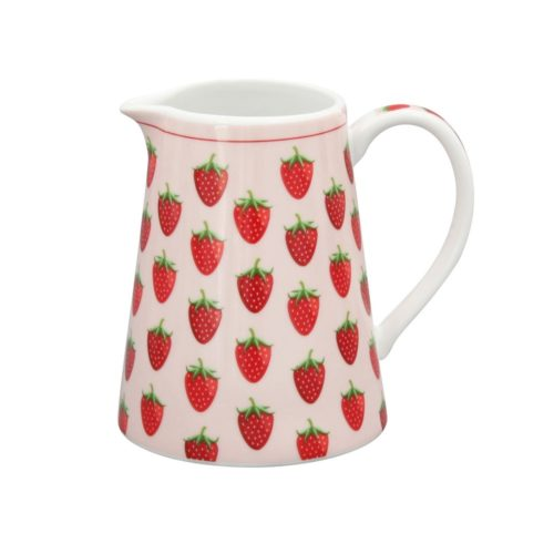 Krasilnikoff Milchkännchen Strawberry