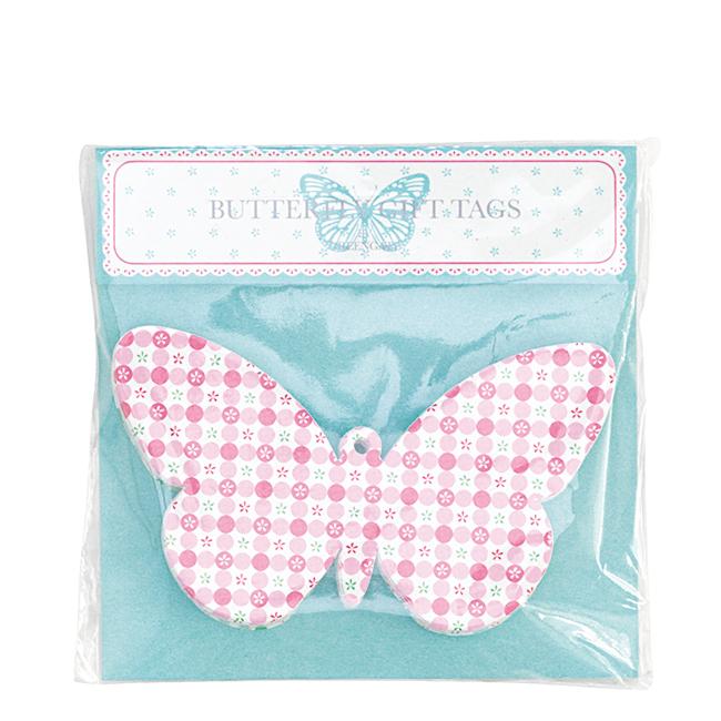 greengate geschenkanhänger butterfly