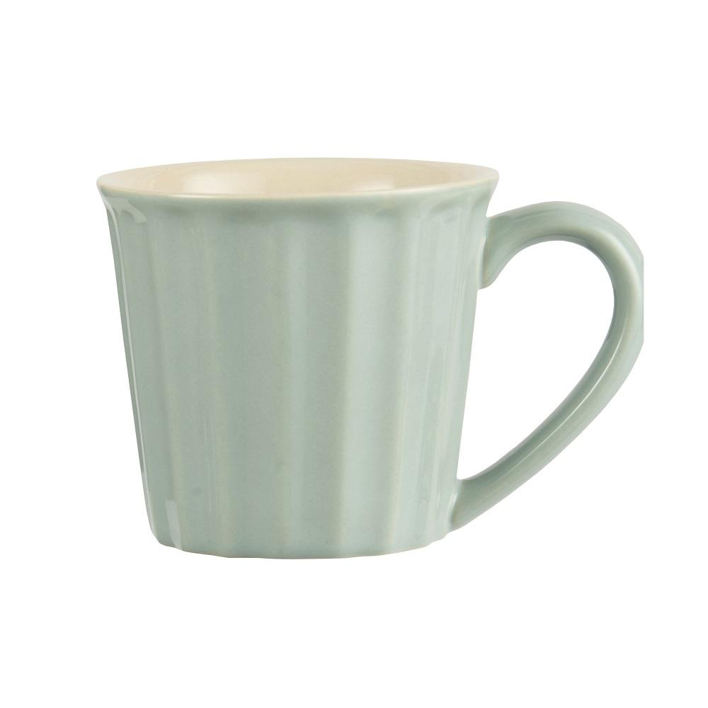 IB LAURSEN Mynte Becher mit Henkel Green Tea