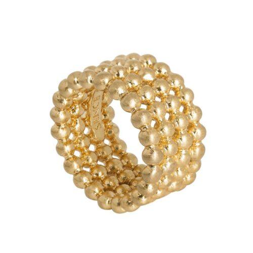 Sence Copenhagen Ring Silence Gold oder Silber K333/K331