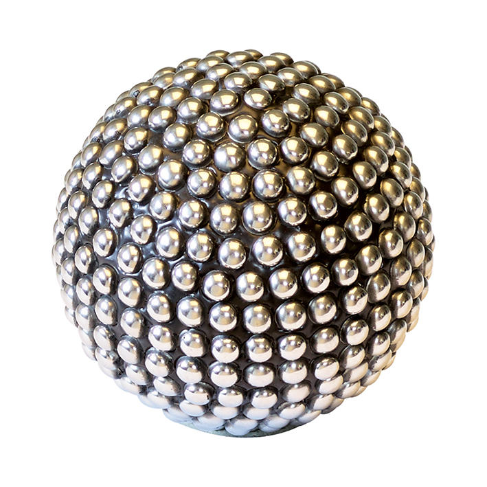 Greengate Decoration Ball With Metal Rivets