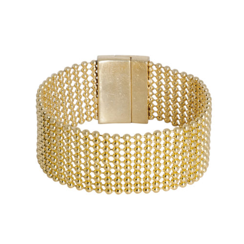 Sence Copenhagen Armband Silence in Gold K153