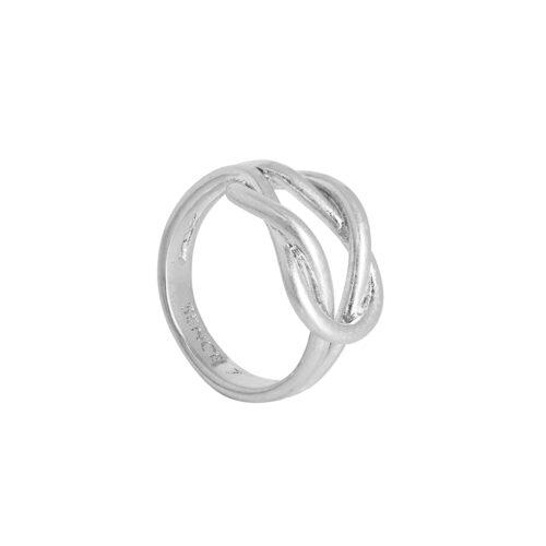 Sence Copenhagen Ring Calligraphy Silber oder Gold K349/K351