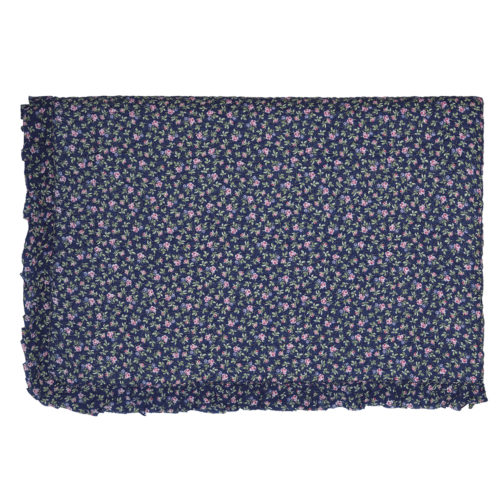 GreenGate Bettüberwurf Tagesdecke Berta Dark Blue