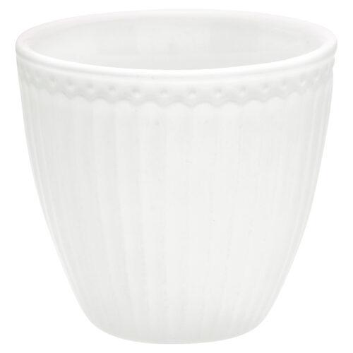 GreenGate Latte Cup Alice White