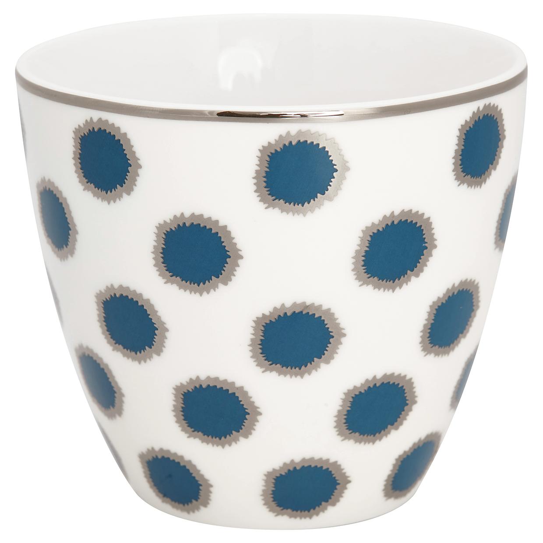 GreenGate Latte Cup Savannah Blue