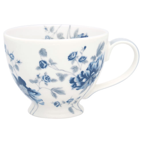 GreenGate Teetasse Charlotte White