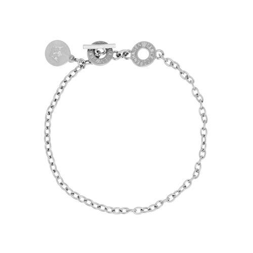 Sence Copenhagen Anker-Armband Mattsilber (A571)