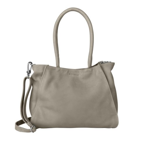 ANOTHER ME Handtasche Bloom with Grace in Ash Grey