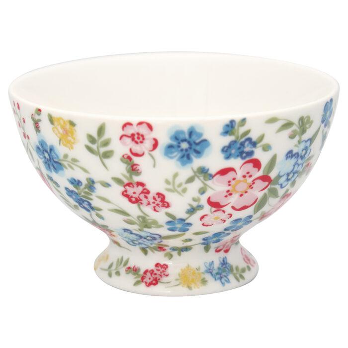 GreenGate Snack Bowl Sophia White