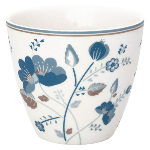 GreenGate Latte Cup Becher Mozy White